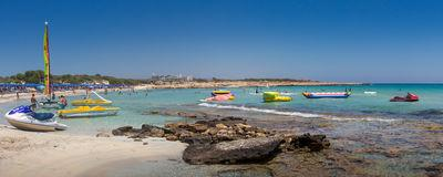 images of Cyprus - Nissi Beach