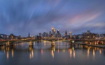 photo locations in Germany - Classic Frankfurt