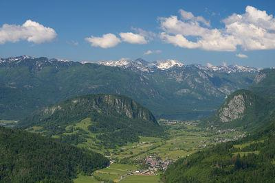 Triglav National Park photography locations - Vodnik Viewpoint