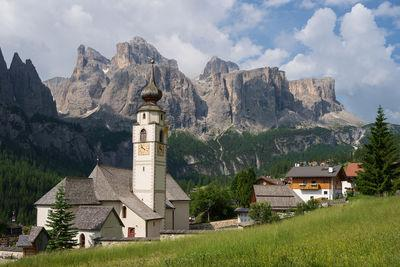 photography locations in Alto Adige - Chiesa di San Vigilio a Colfosco