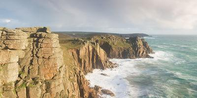 photography spots in England - Land's End
