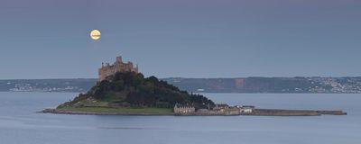 photo spots in England - St Michael's Mount