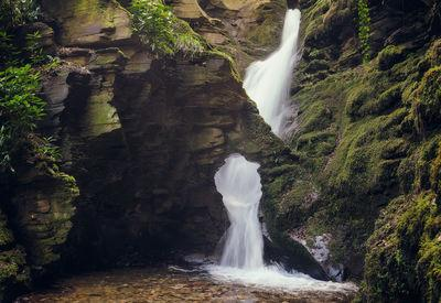 England photography locations - St Nectan's Glen and Waterfalls