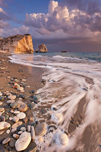 pictures of Cyprus - Aphrodite's Rock