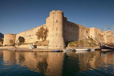 photos of Cyprus - Old Harbor and Castle