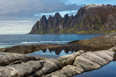 Norway photography locations - Tungeneset picnic area