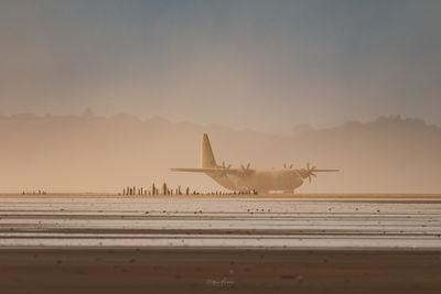 United Kingdom photo events - RAF Beach Landing Exercises