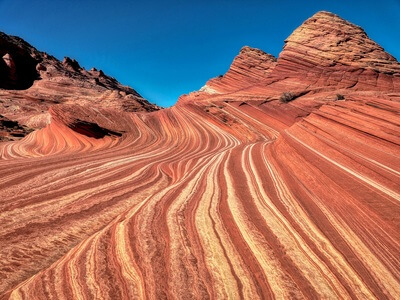 Coyote Buttes North - Sand Cove Buttes