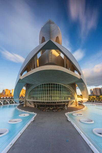 photography locations in Comunidad Valenciana - Queen Sofia Palace of Arts