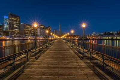 California photography locations - Pyramid from pier 7