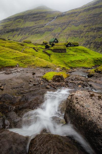 pictures of Faroe Islands - Saksun