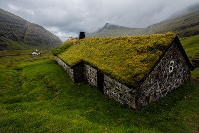 photos of Faroe Islands - Saksun