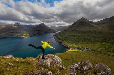 images of Faroe Islands - Funningur viewpoint