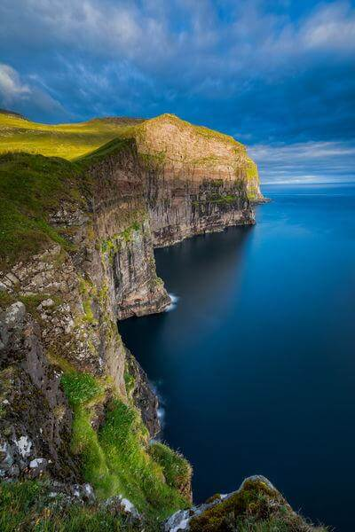 photos of Faroe Islands - Gjogv cliffs