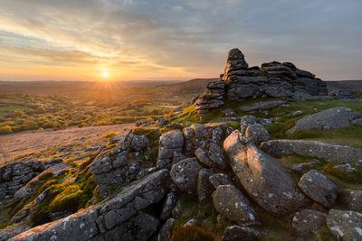 England photography locations - Hound Tor