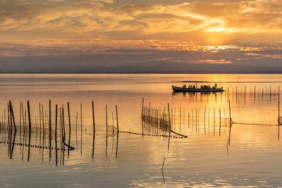 photography spots in Comunidad Valenciana - Sunset at Albufera