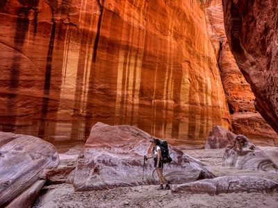 photos of Coyote Buttes North & The Wave - Paria Canyon/Buckskin Gulch Confluence