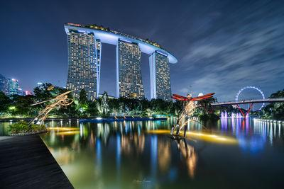 Singapore photo spots - Dragonfly Lake