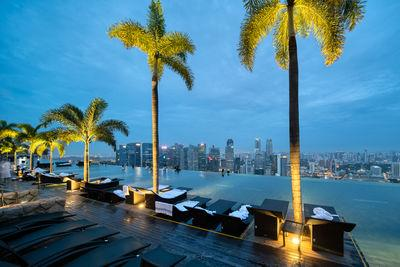 Marina Bay Sands - Hotel & Rooftop Infinity Pool