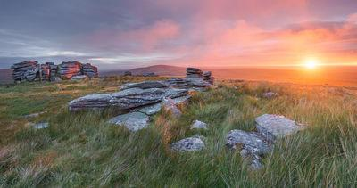 England photo locations - Wild Tor