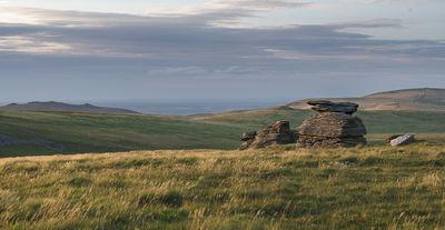 England photography spots - Watern Tor