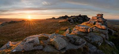 photography locations in England - Great Mis Tor