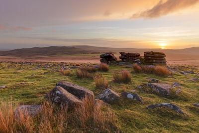 photography spots in Devon - Rowtor
