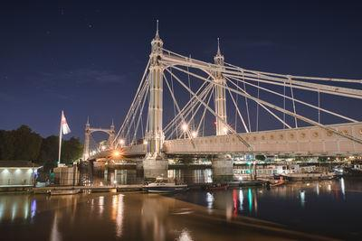 photos of London - Albert Bridge