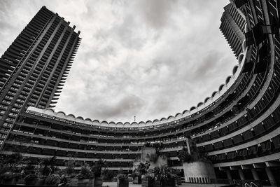 photos of London - Barbican Estate