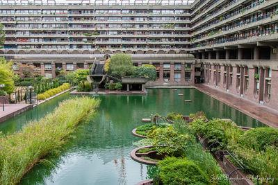 images of London - Barbican Estate