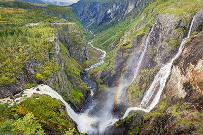 photography locations in Norway - Vøringsfossen