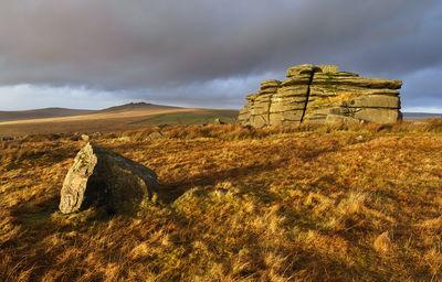 England photo locations - Hollow Tor (Princetown)