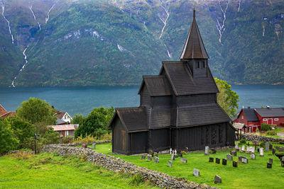 Ornes photography spots - Urnes Stave Church - exterior