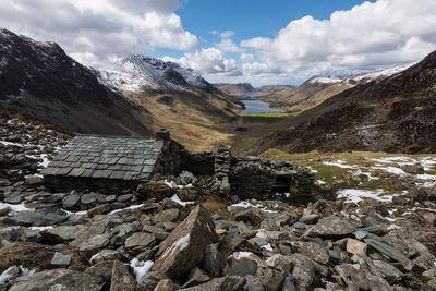 photography spots in England - Warnscale Bothy, Lake District