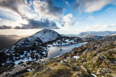 images of Lake District - Haystacks and Innominate, Lake District