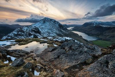 pictures of Lake District - Haystacks and Innominate, Lake District