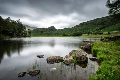 pictures of Lake District - Blea Tarn, Lake District
