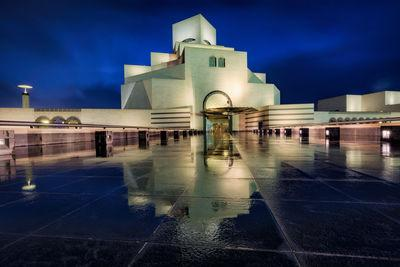 Qatar photography locations - MIA Museum of Islamic Art