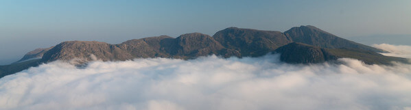 Scafell cloud inversion