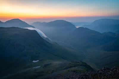 images of Lake District - Great Gable, Lake District