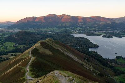 England instagram spots - Catbells, Lake District