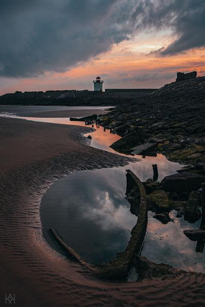 images of South Wales - Burry Port Harbour