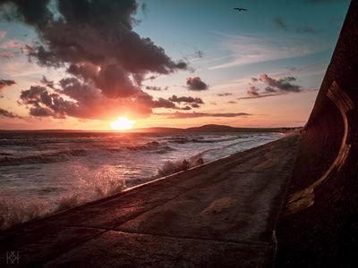 photography locations in South Wales - Aberavon Beach
