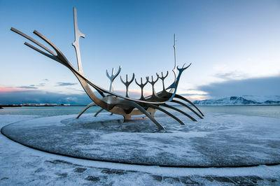 photo spots in Iceland - Sun voyager