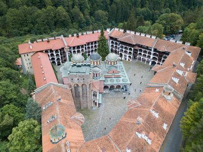 photos of Bulgaria - Rila Monastery