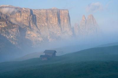instagram locations in Alto Adige - Alpe di Siusi - Sciliar Views