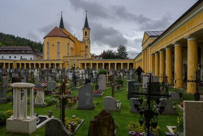 photo spots in Alto Adige - Brunico (Bruneck) Cemetery