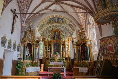 Alto Adige instagram locations - Santa Maddalena Church