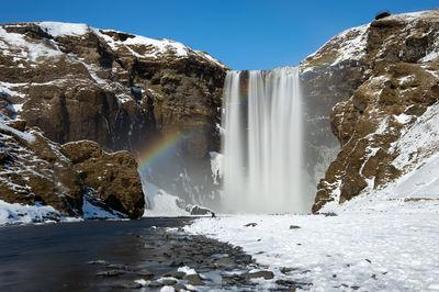 Iceland photography spots - Skógafoss Waterfall