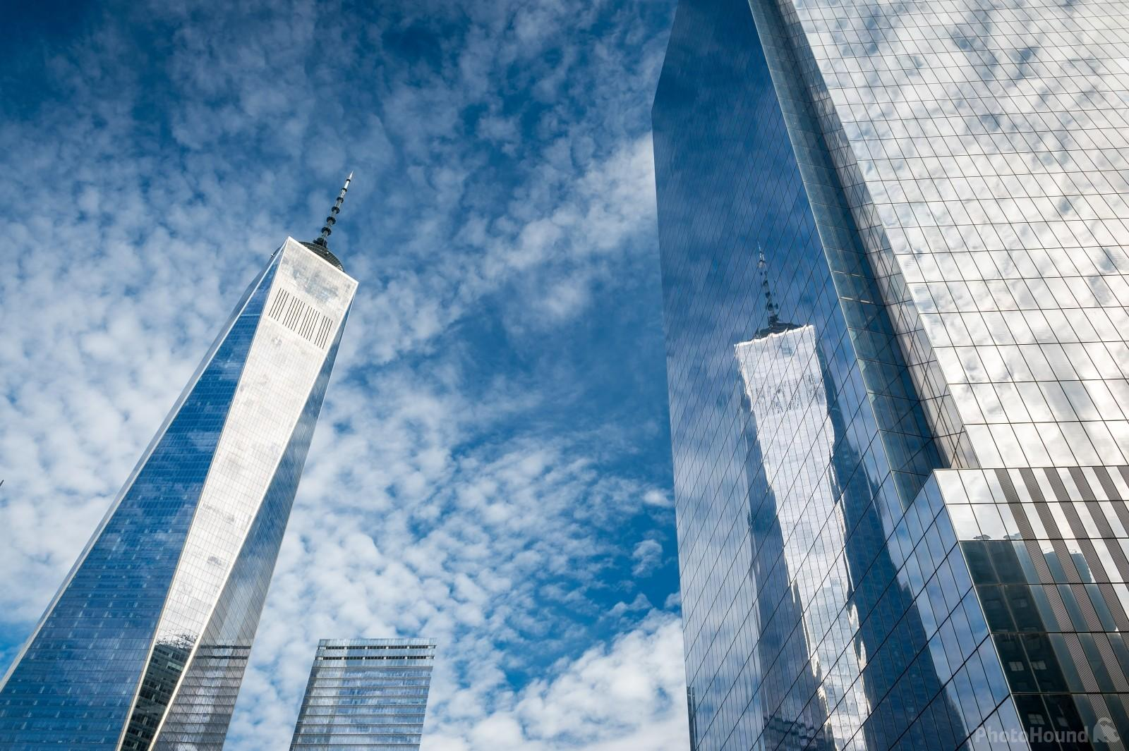 Image of One WTC from Liberty Street by VOJTa Herout